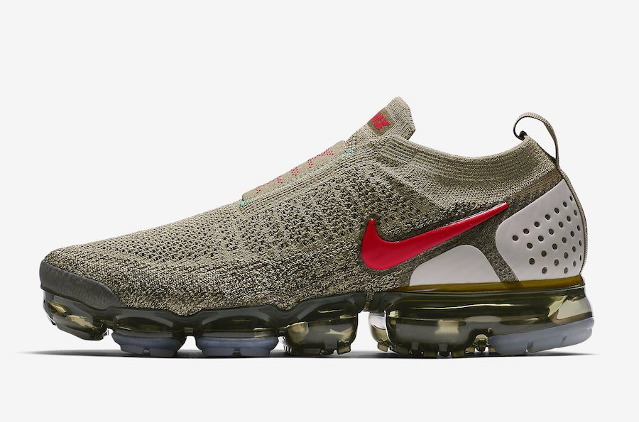e6be073ea030 Nike Air VaporMax Moc 2 Neutral Olive AH7006-200
