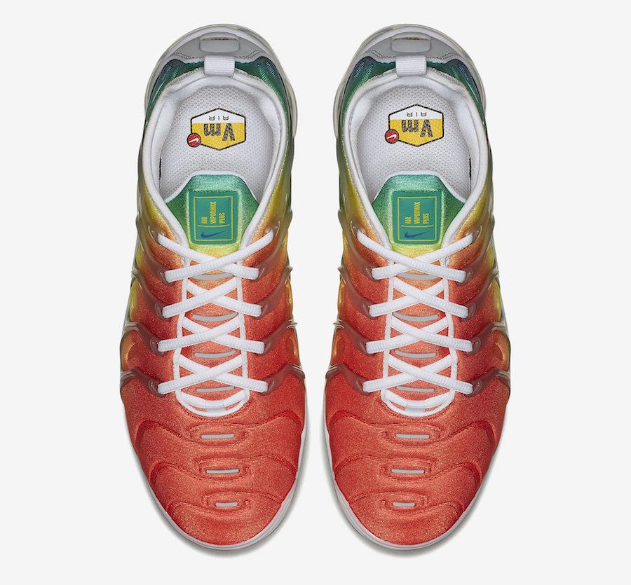 Nike Air VaporMax Plus Rainbow 924453-103