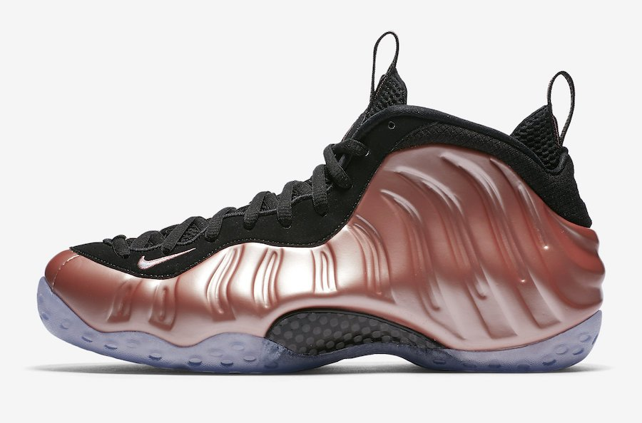 Nike Foamposite One Elemental Rose Official 314996-602