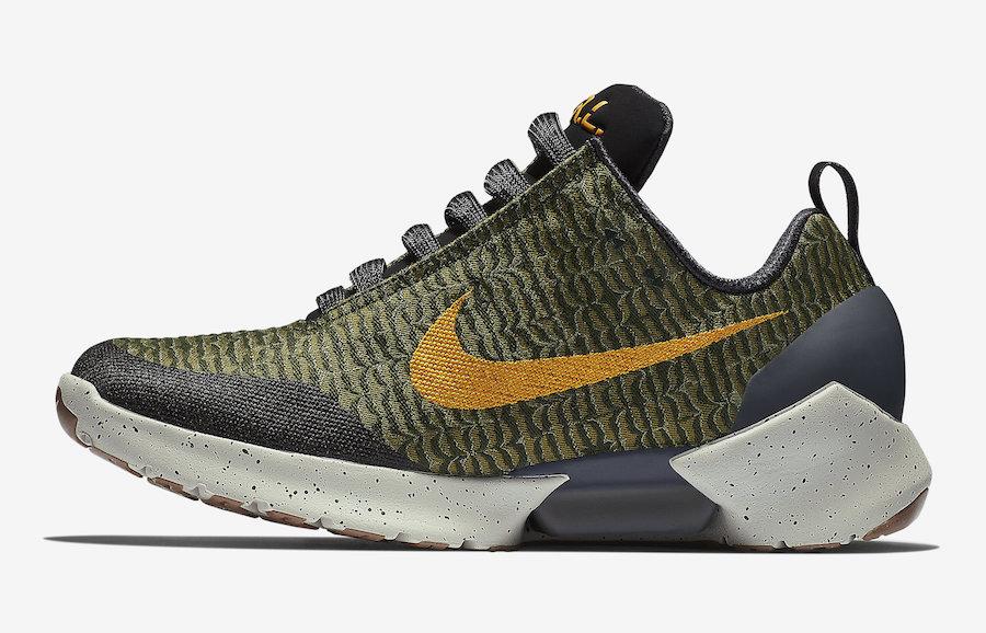 Nike HyperAdapt 1.0 Olive Flak 843871-300