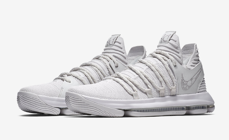info for 33742 a3bad Nike KD 10 Platinum 897816-009