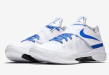 Nike KD 4 Thunderstruck AQ5103-100