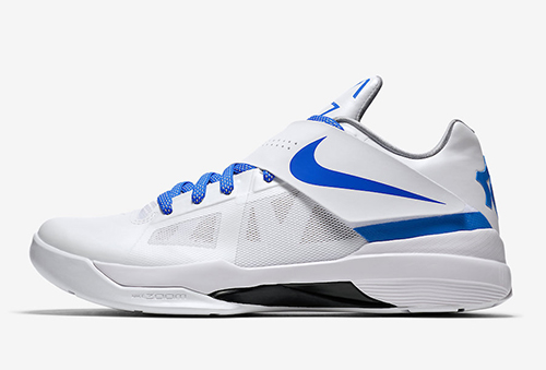 Nike KD 4 Thunderstruck