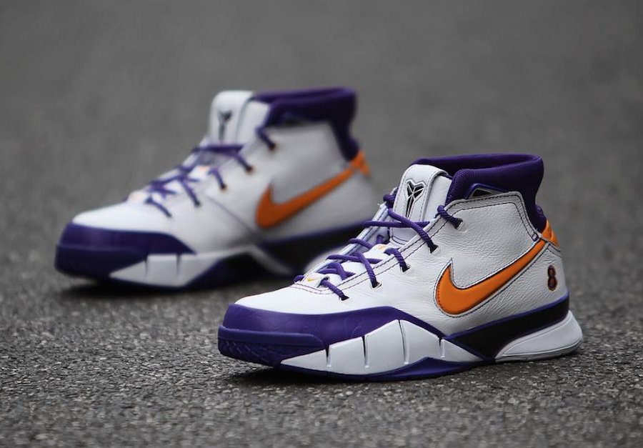 Nike Kobe 1 Protro Final Seconds AQ2728-101