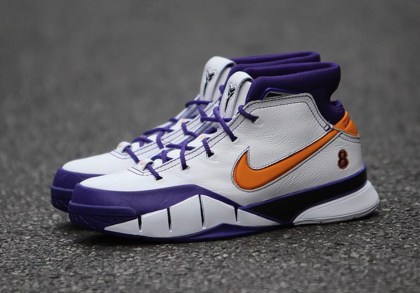 super popular 69113 60fe6 Nike Kobe 1 Protro Final Seconds AQ2728-101