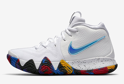 Nike Kyrie 4 NCAA March Madness