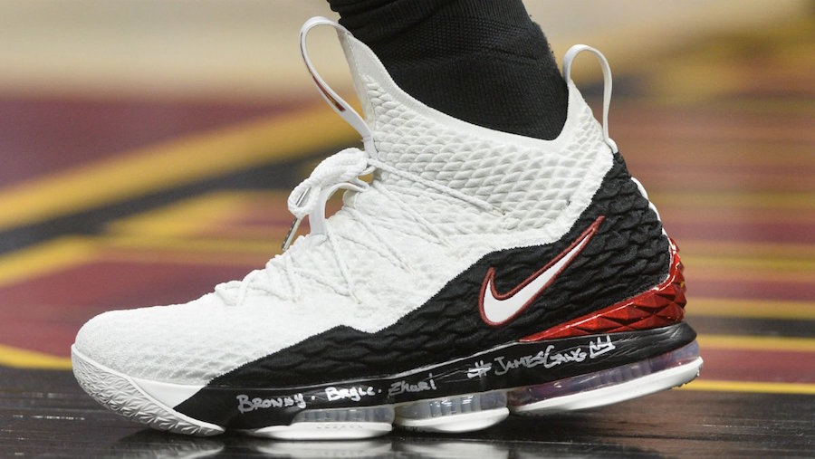 Nike LeBron 15 Air Zoom Generation