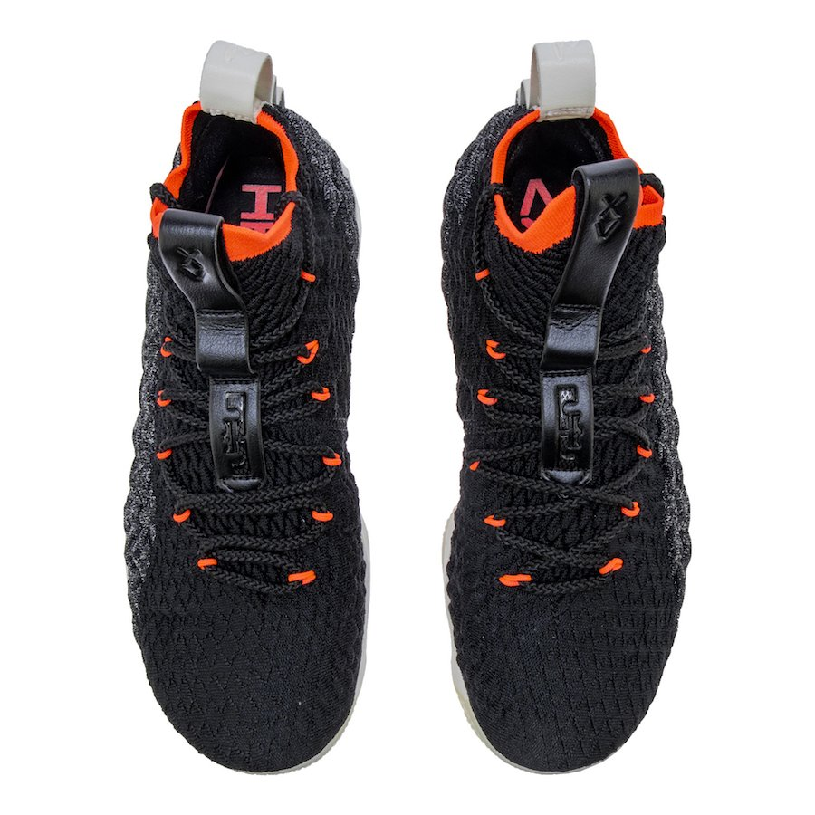 Nike LeBron 15 Bright Crimson AQ2363-002