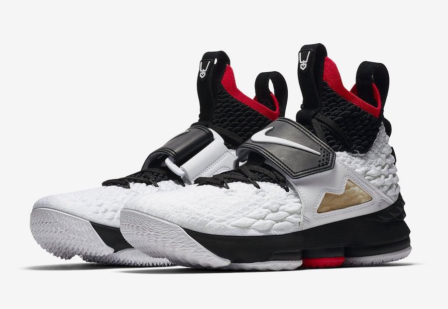 Nike LeBron 15 Diamond Turf Deion Sanders Restock