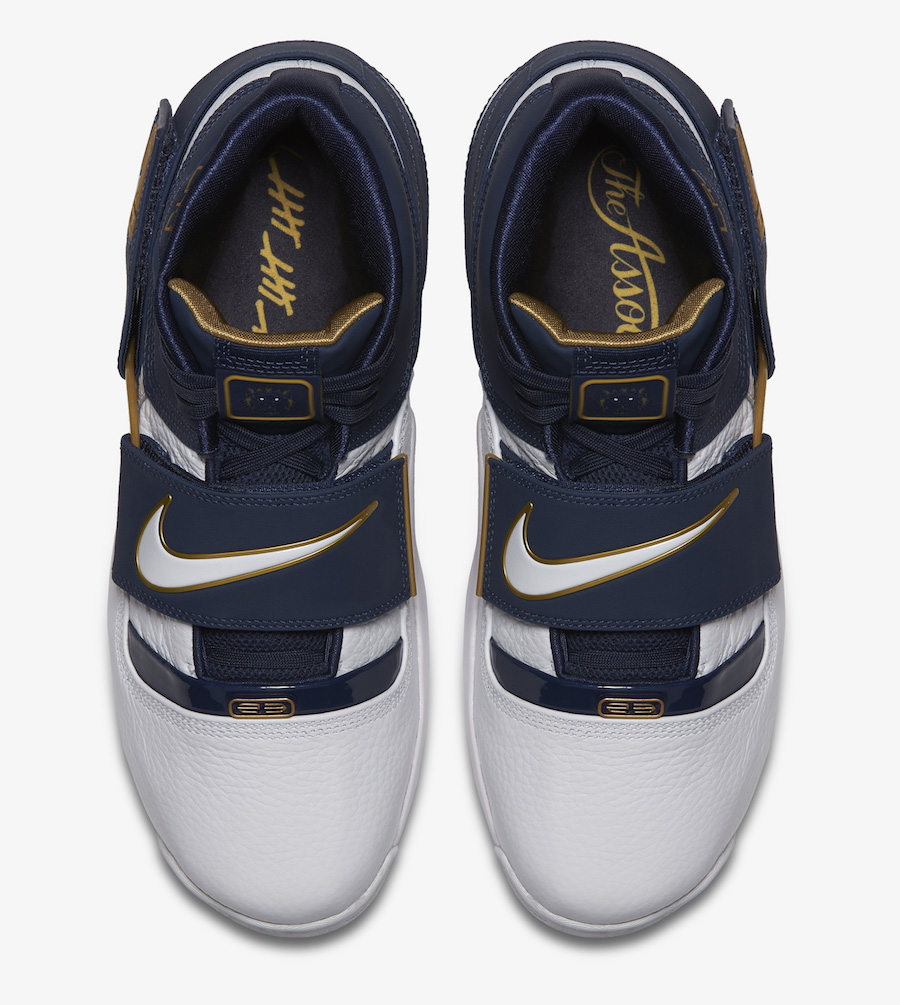 Nike LeBron Soldier 1 25 Straight Release Details