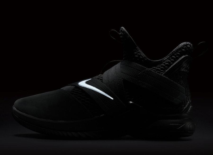 Nike LeBron Soldier 12 Dark 23 AO4054-002