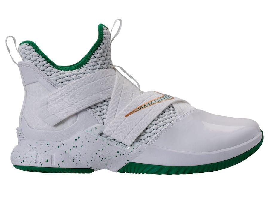 Nike LeBron Soldier 12 SVSM Home AO2609-100