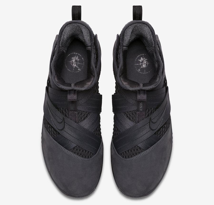 Nike LeBron Soldier 12 Zero Dark Thirty AO4054-002