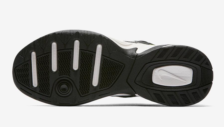 Nike M2K Tekno Black Volt AO3108-002