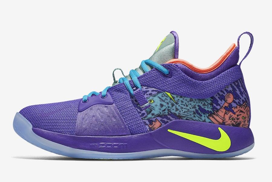 Nike PG 2 Mamba Mentality AO2986-001 Release Info
