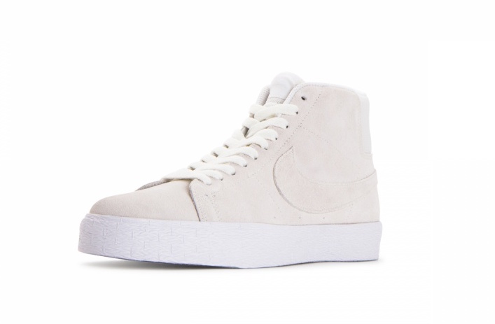 Nike SB Zoom Blazer Mid Deconstructed Summit White AH6416-100