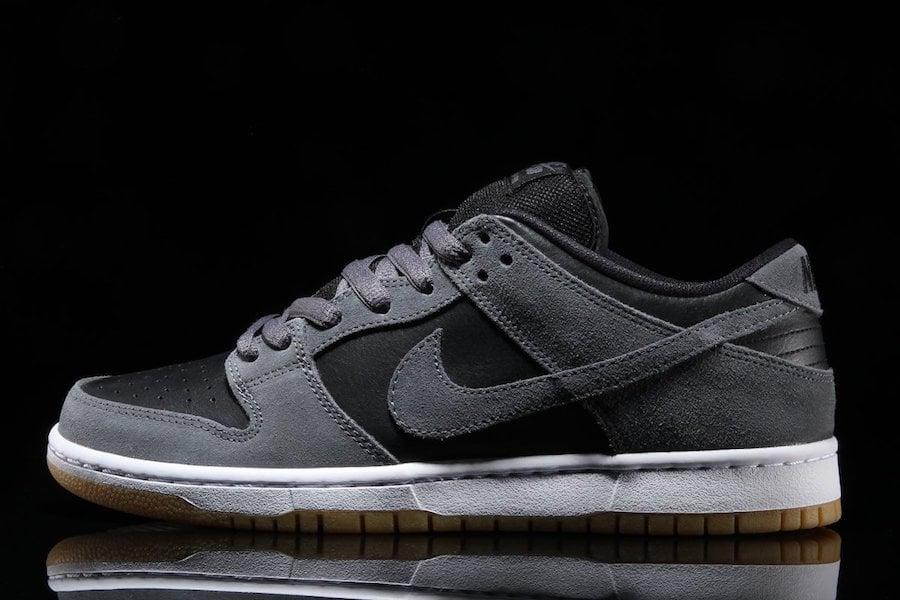 Nike SB Dunk Low Dark Grey AR0778-001
