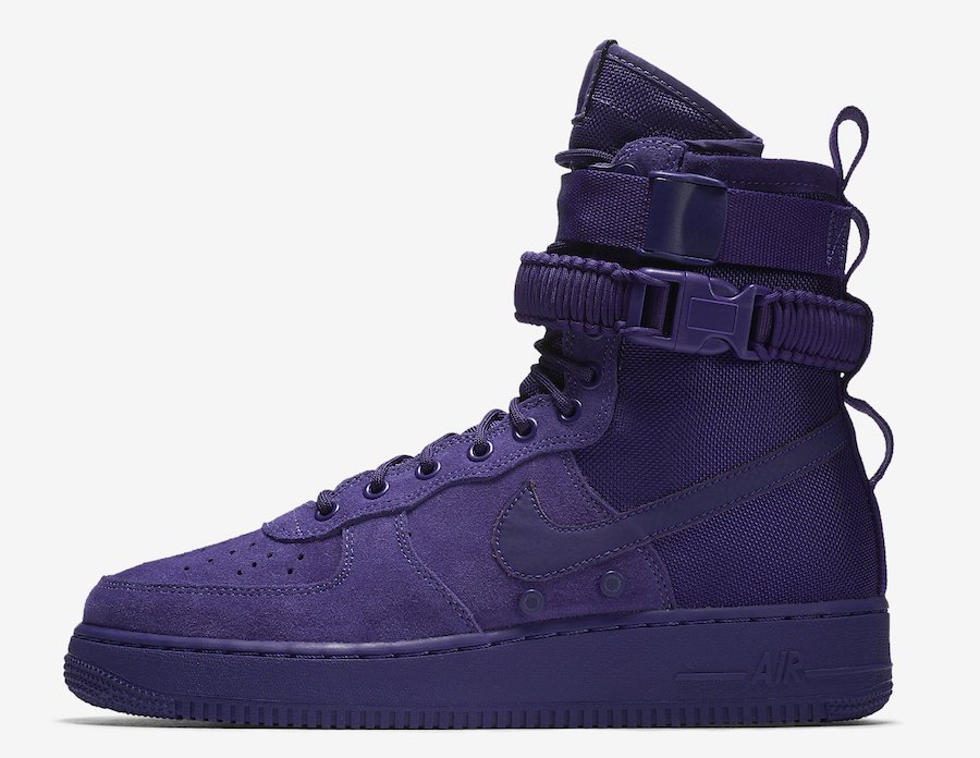 Nike SF-AF1 Court Purple 864024-500