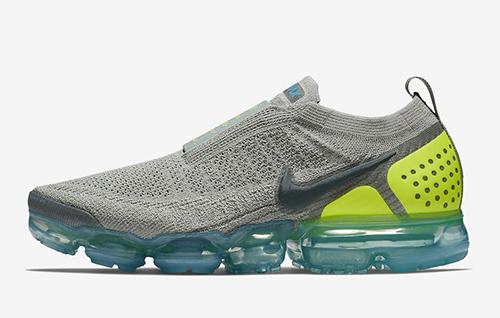 Nike VaporMax Moc 2 Mica Green