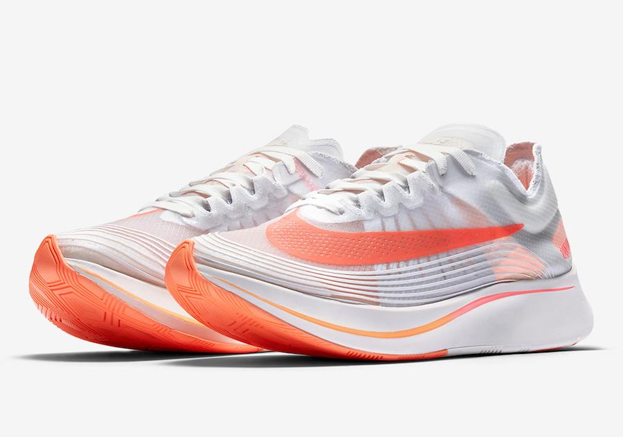 Nike Zoom Fly Neon Orange AJ8229-108
