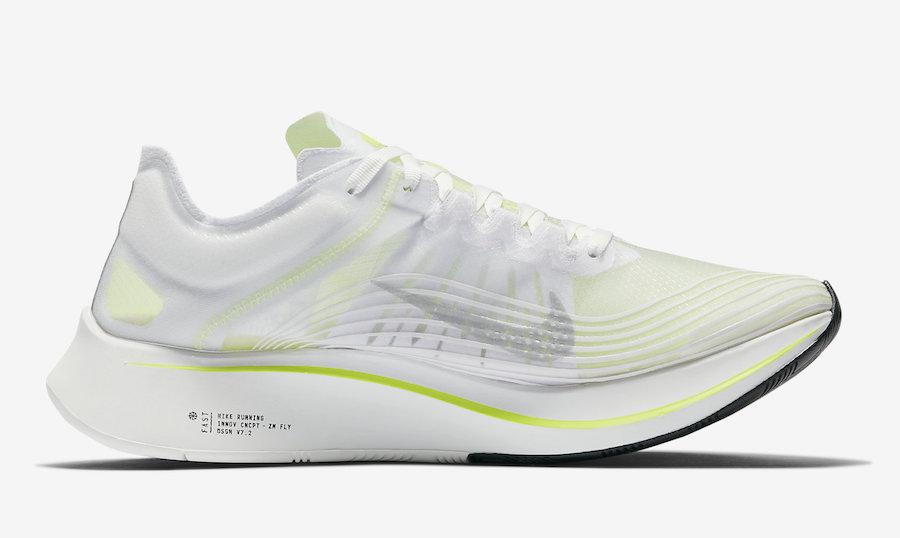 Nike Zoom Fly Volt Glow AJ9282-107