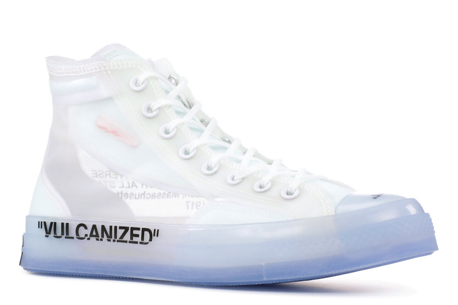 Off-White Converse Chuck Taylor 161034C