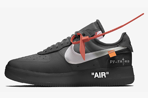 Off-White Nike Air Force 1 Low Black
