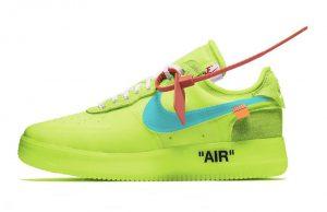 Off-White Nike Air Force 1 Low Volt AO4606-700