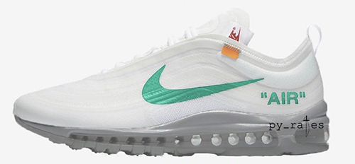 Off-White Nike Air Max 97 OG Menta