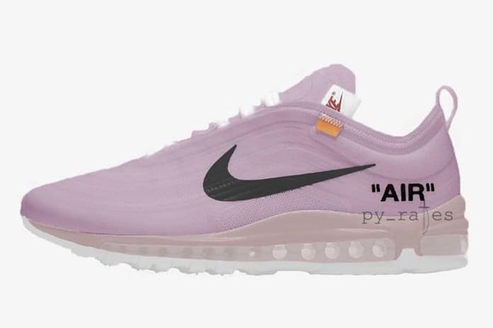 Off-White Nike Air Max 97 Rose AJ4585-600   SneakerFiles