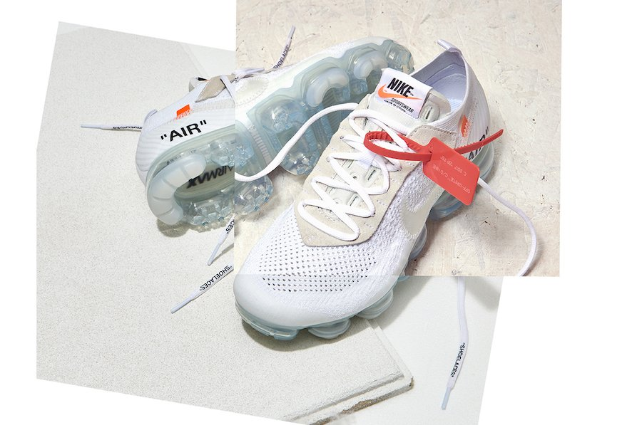 Off-White Nike Air VaporMax White AA3831-100 Release