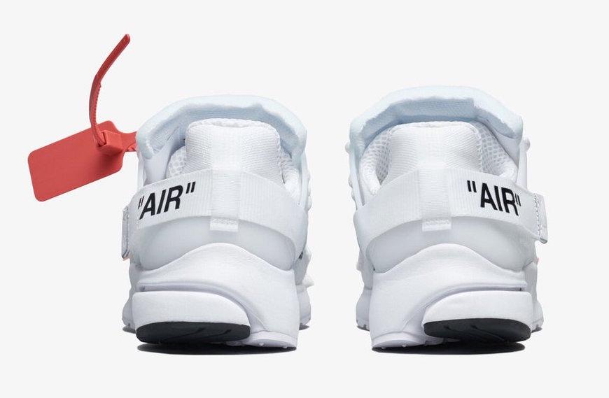 Off-White x Nike Air Presto White AA3830-100