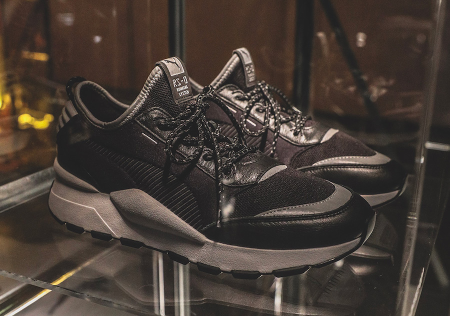 Puma RS-0 Optic Black