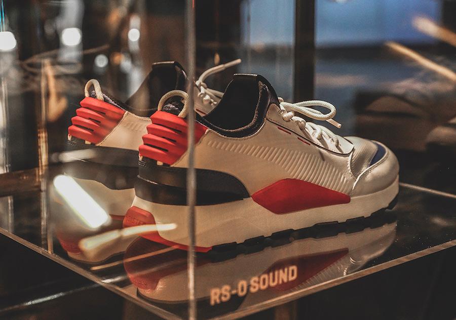 Puma RS-0 Sound