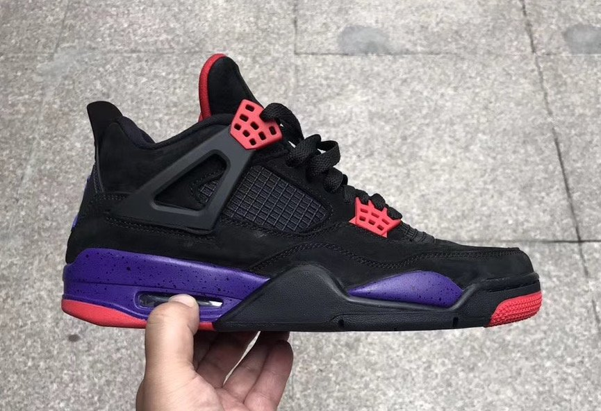 Raptors Air Jordan 4 NRG AQ3816-056