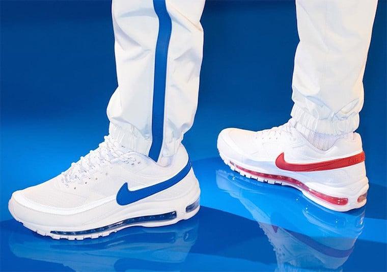 Skepta Nike Air Max 97/BW AO2113-100 Release Date