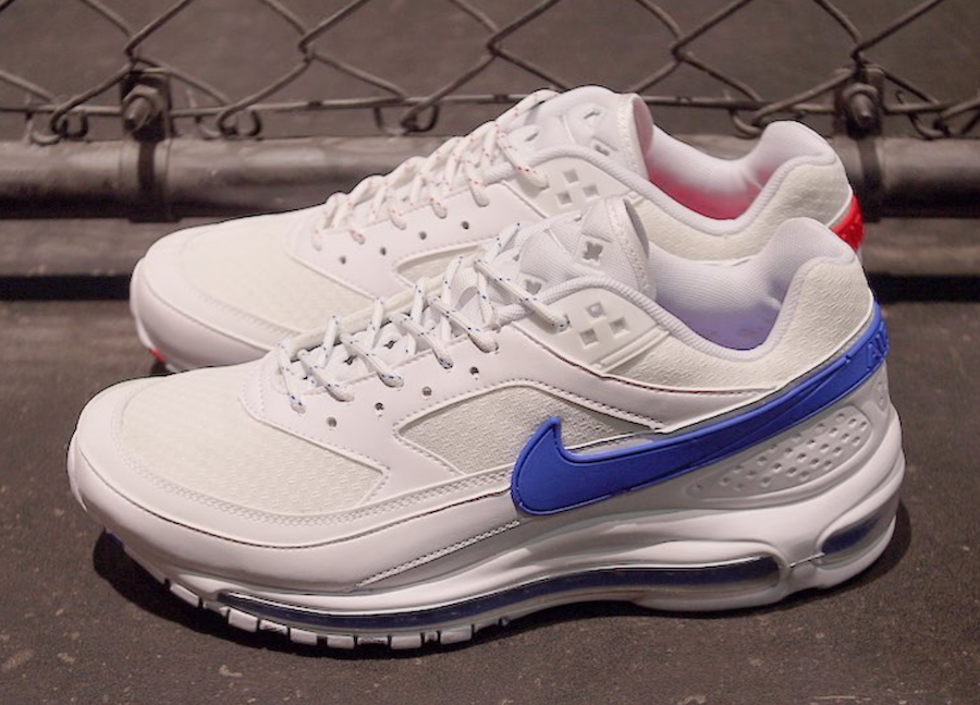 Skepta Nike Air Max 97/BW White