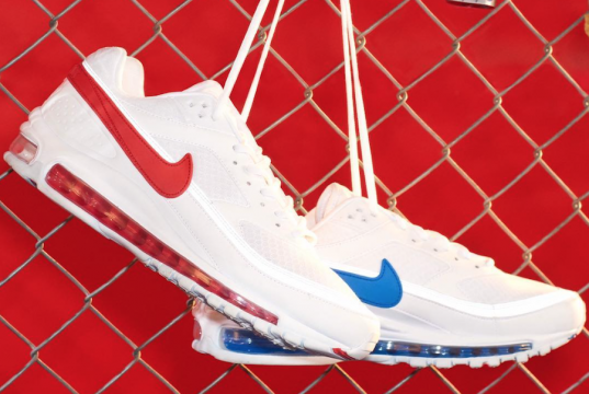 Skepta Nike Air Max 97/BW White