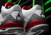 Sneaker Politics Air Jordan 3 Katrina Block Party