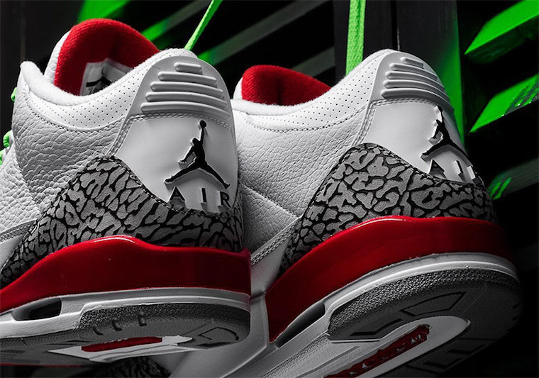 Sneaker Politics Air Jordan 3 Katrina Block Party