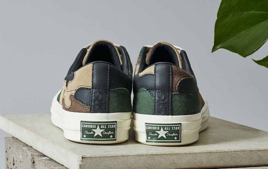 Sneakersnstuff Converse One Star Camo Release Date