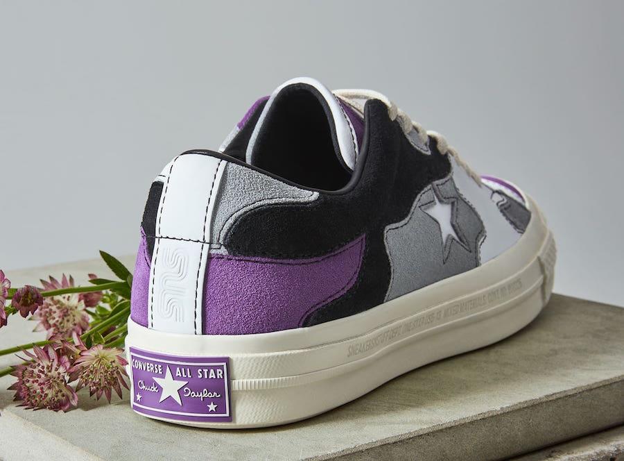 Sneakersnstuff Converse One Star Camo Release Date