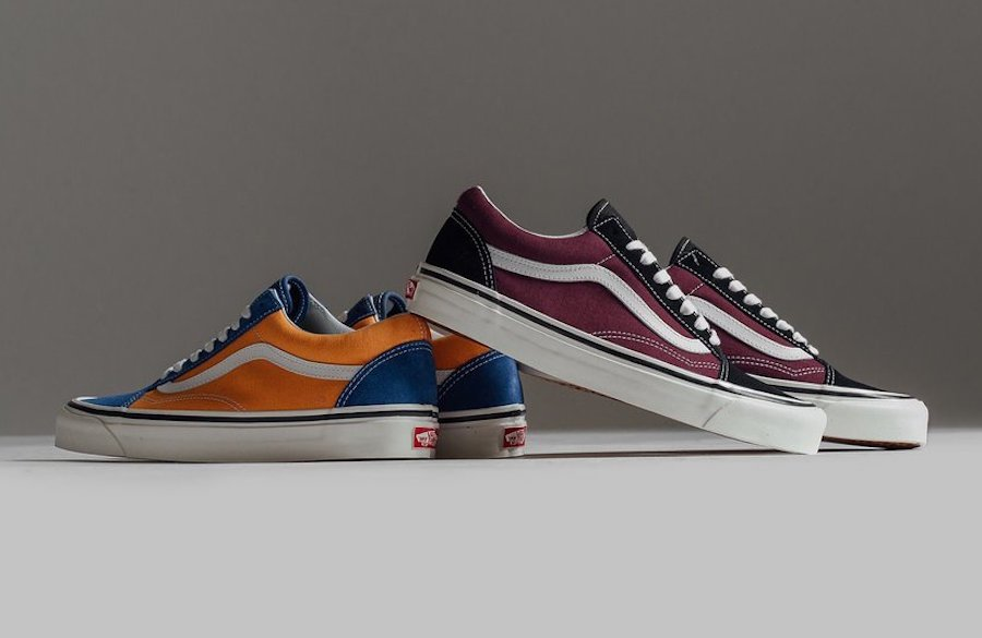 Vans Old Skool 36 DX Anaheim Factory Pack