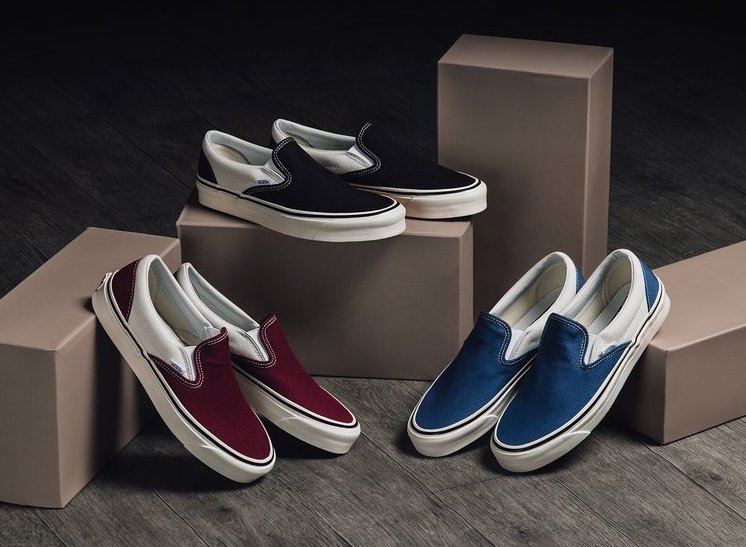 Vans Slip-On Anaheim Factory Pack