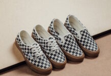 Vans Vault Checkerboard Gum Pack