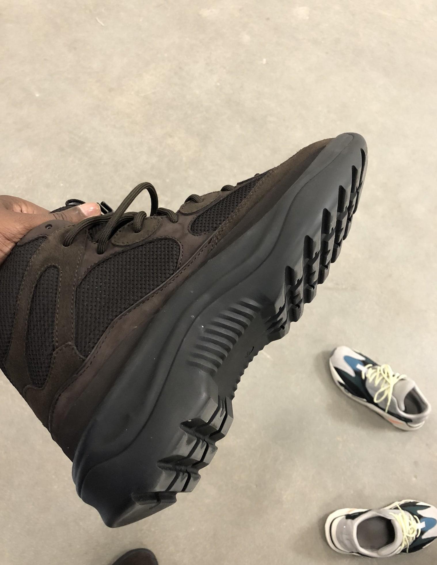 Yeezy Season 6 Desert Rat Boot