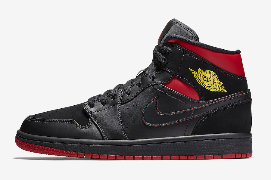 Air Jordan 1 Mid Last Shot 554724-076