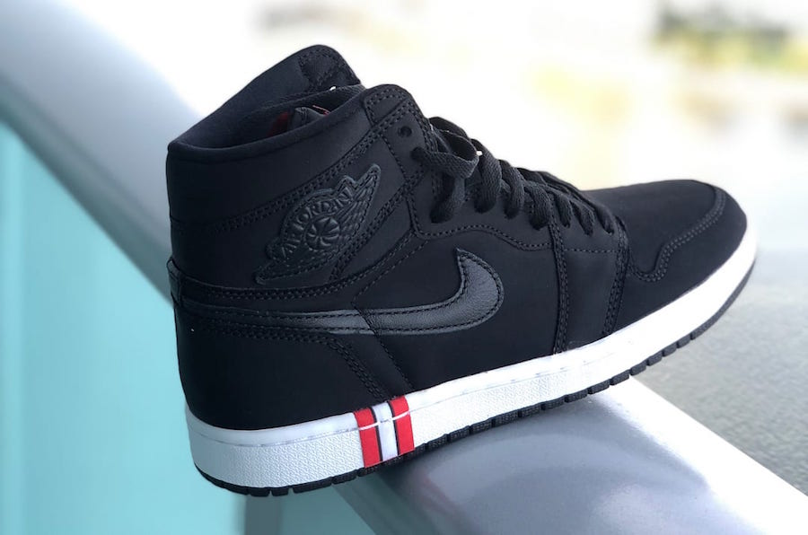 Air Jordan 1 Paris Saint Germain AR3254-001