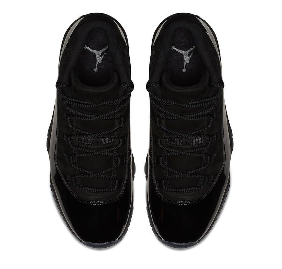 Air Jordan 11 Cap and Gown 378037-005