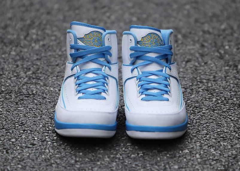 ce15ee6d529 Detailed Look at the Air Jordan 2 'Melo' | Air Jordan Release Dates
